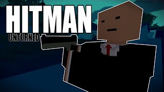 HITMAN, Godfather outfits & More - Unturned Mod Showcase - Unturned 3.12.3.0
