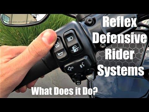 Reflex Defensive Rider