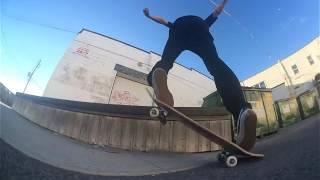 RYLAN SHAVER for Revolution Skateboard Shop