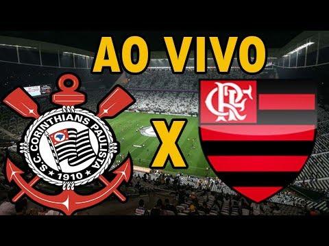 Corinthians X Flamengo Ao Vivo Direto Da Arena Corinthians