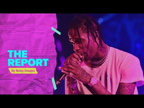 Travis Scott From Mixtapes To Rodeo  The Report