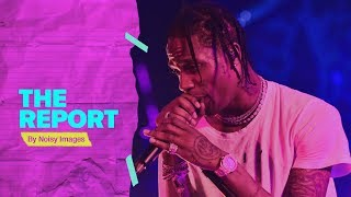 Travis Scott From Mixtapes To Rodeo | The Report