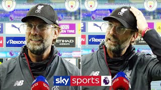 """It makes no sense, this question!"" 