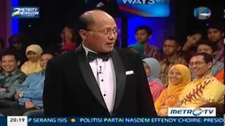 Mario Teguh Golden Ways - BUKTI BUKAN JANJI (23.Nov.2014)