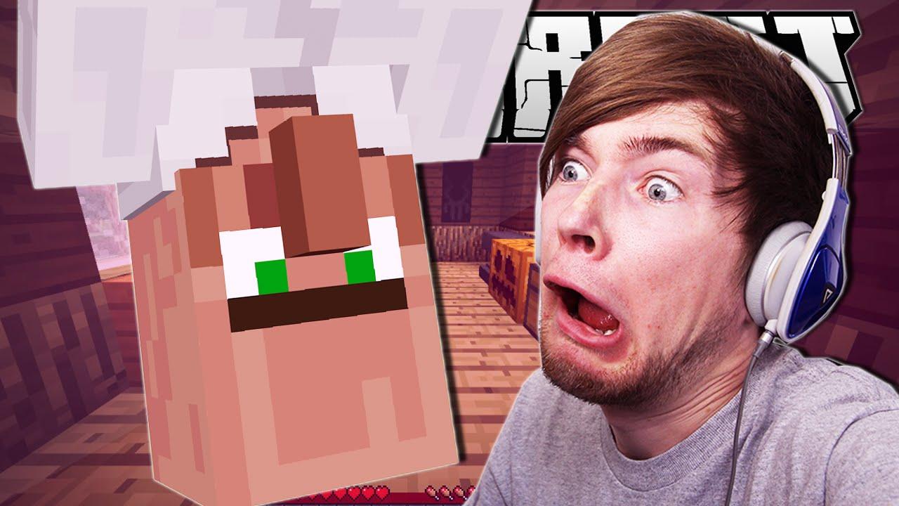 Minecraft | STUPIDEST SCREAM EVER?! | Lucid Nightmare Custom Horror on