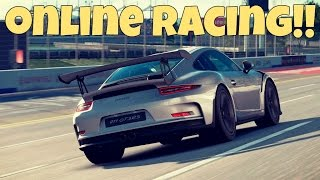 GT SPORT [PS4] Review Part #5 - THE ONLINE EXPERIENCE