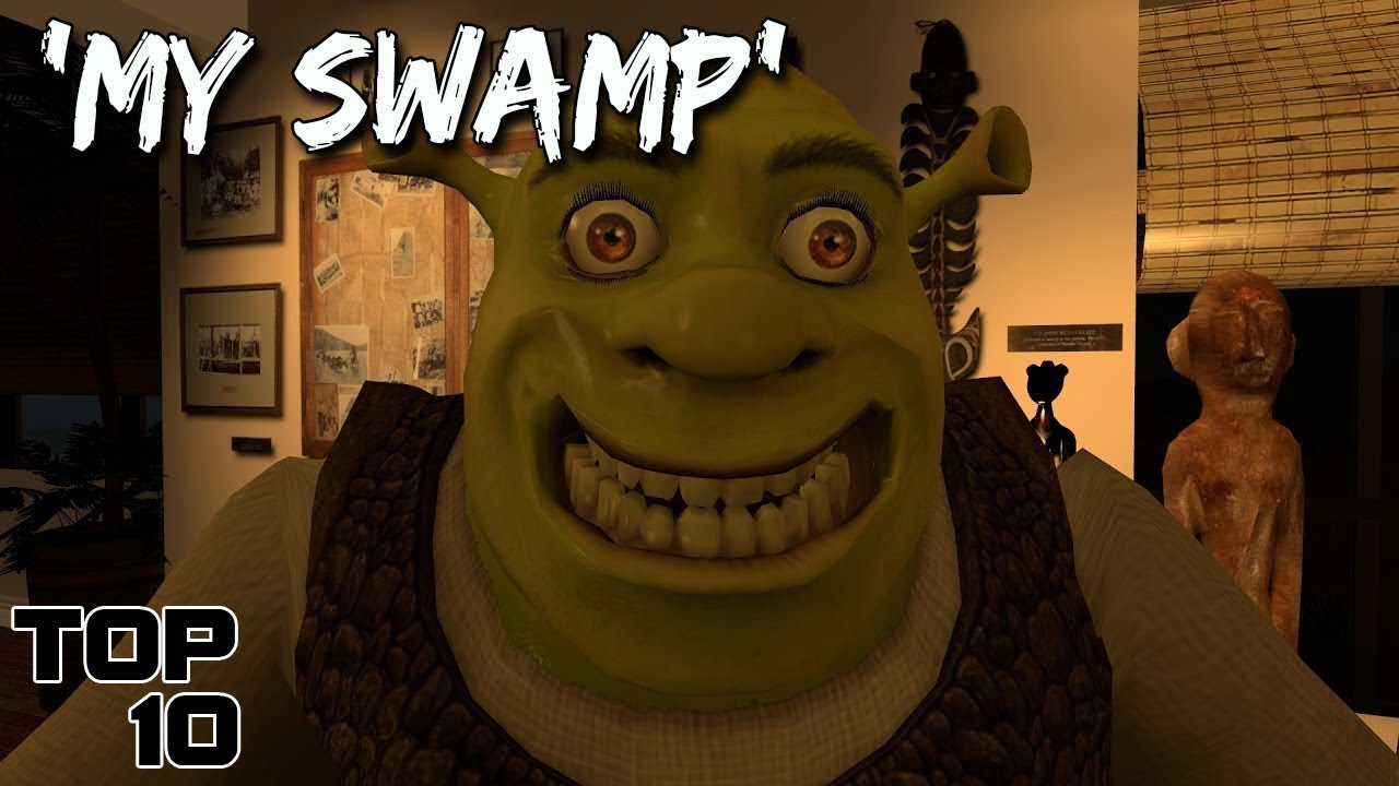 Top 10 Scary Shrek Theories | Most