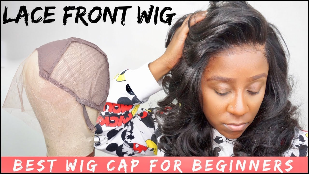 Download HOW TO MAKE A LACE FRONTAL WIG FOR BEGINNERS TUTORIAL | BEST WIG CAP EVER!! | ELEMO HAIR