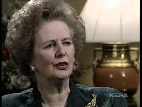 KERA, A Conversation with Margaret Thatcher
