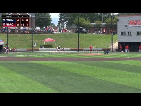 #3 Belmont Abbey vs. #6 Wingate - NCAA Division II Southeast Regional (Game 1)