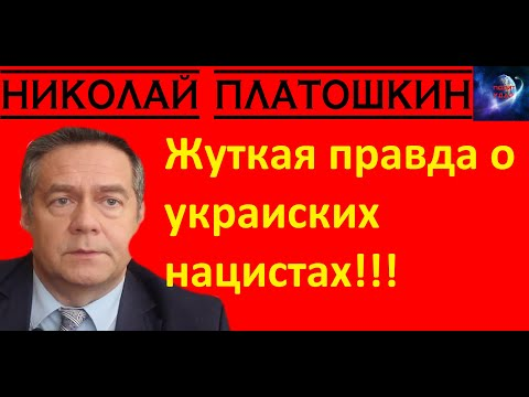 Николай Платошкин - Жуткая правда о Украинских нацистах