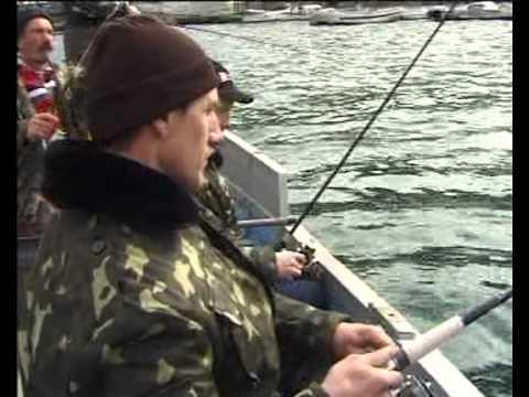 рыбалка на морского окуня в черном море