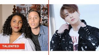 Bts Jungkook Is Good At Everything Reaction  Bts Reaction