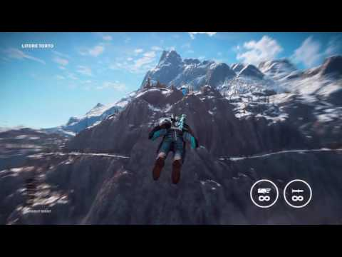 Just Cause 3: Lightning God #4