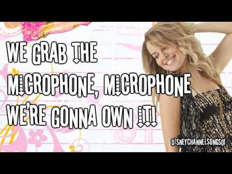 Bridgit Mendler - We Can Change The World With Lyrics