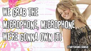 Bridgit Mendler - We Can Change The World With Lyrics