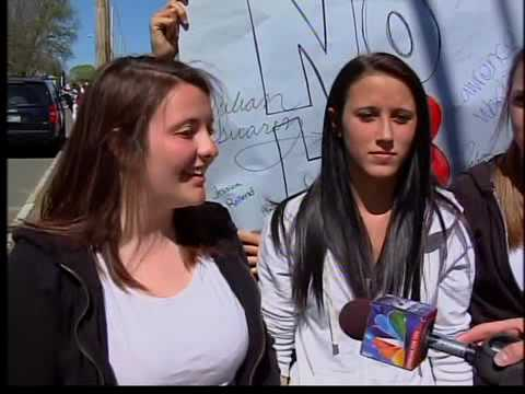 South Hadley students speak out