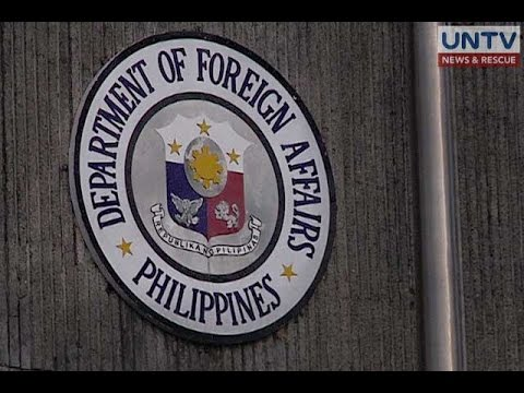 DFA warns Filipino illegal immigrants in US