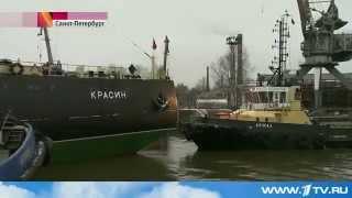 видео Ледокол Красин