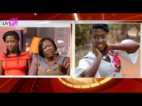 KSM Show- Mary Kuffour shares story of her daughter's life with autism
