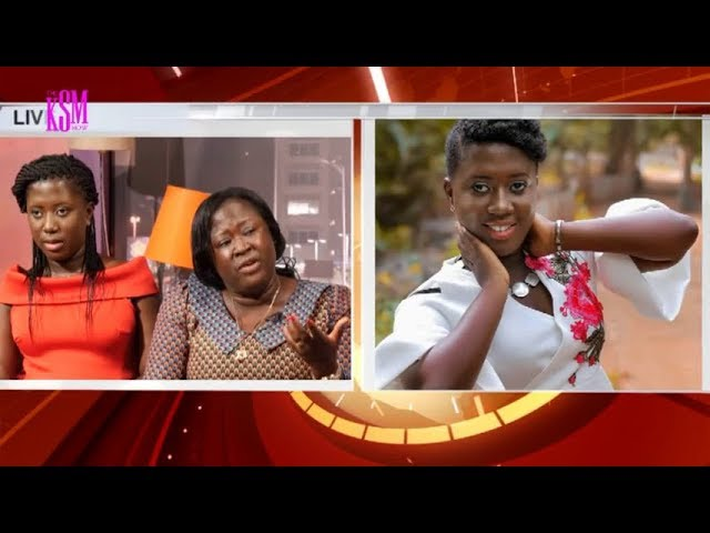 KSM Show- Mary Kuffour shares story of her daughters life with autism
