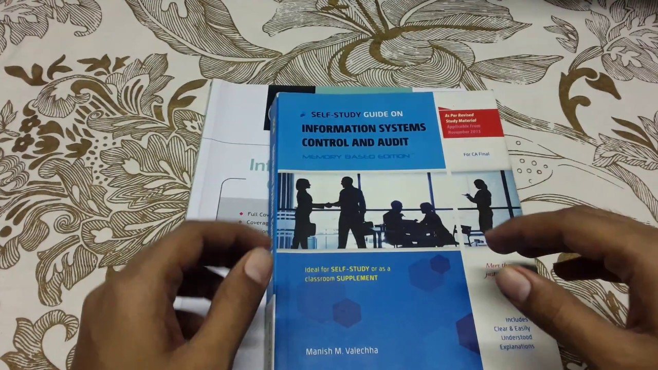 Ca Final Isca Book