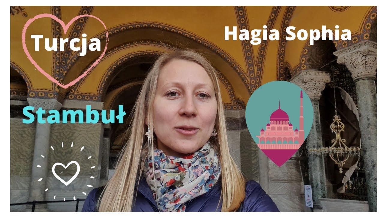Turcja. Stambuł.Turecka mama robi śniadanie. Spacer po centrum. Hagia Sophia.