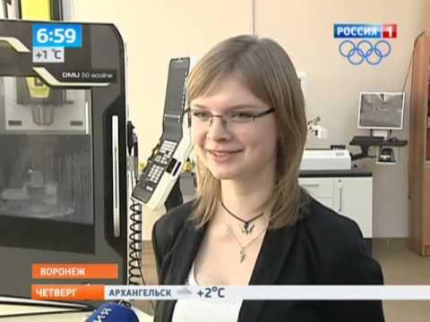 Девушка-токарь произвела фурор на чемпионате рабочих специальностей