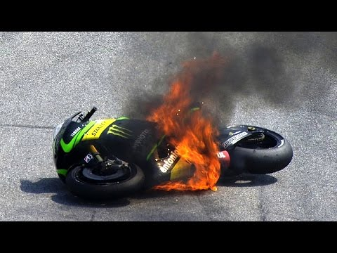 MotoGP™ Sepang 2014 – Biggest crashes
