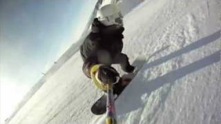 GoPro Snowboarding Steamboat Springs Ep. 4 Jan. 2012 Thumbnail