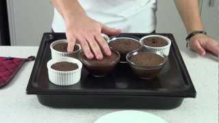 Gluten Free Chocolate Pudding - Gourmet Recipe