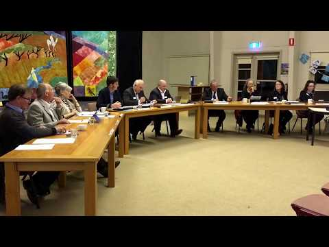 Ordinary Council Meeting - 1 August 2017