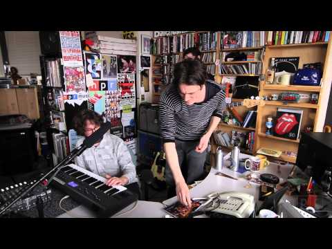 Efterklang: NPR Music Tiny Desk Concert