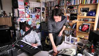 Efterklang: NPR Music Tiny Desk Concert