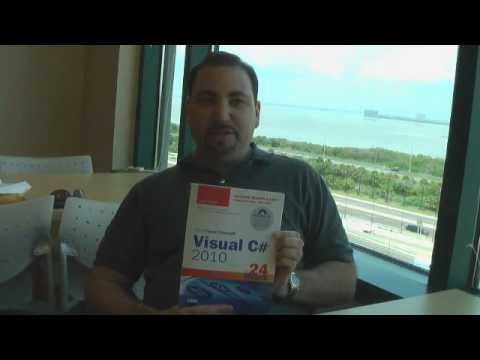 Interview about Sams Teach Yourself Visual C# 2010 in 24 Hours