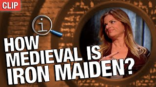 QI | How Medieval Is Iron Maiden?