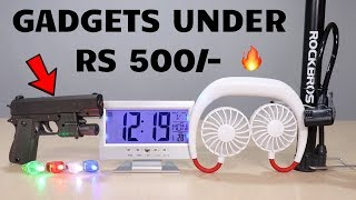 Unique Gadgets Under Rs500 | Part 49 | Tech Unboxing 🔥