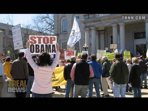 A libertarian take on the Tea Party movement