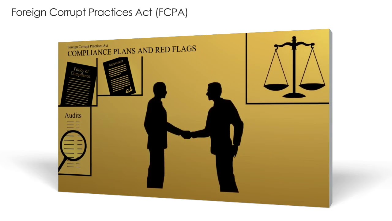 Foreign Corrupt Practices Act Fcpa