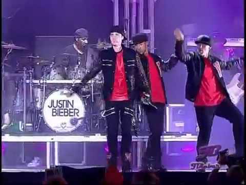 Justin Bieber - Baby - 08/10/2011 - São Paulo - Festival Z . HD , Rede Globo.