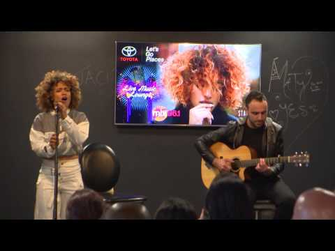 Starley at the Toyota Live Music Lounge