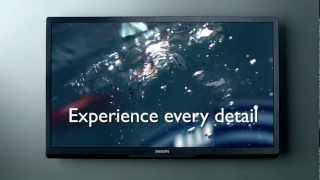 Philips HD LED TV with DDB technology