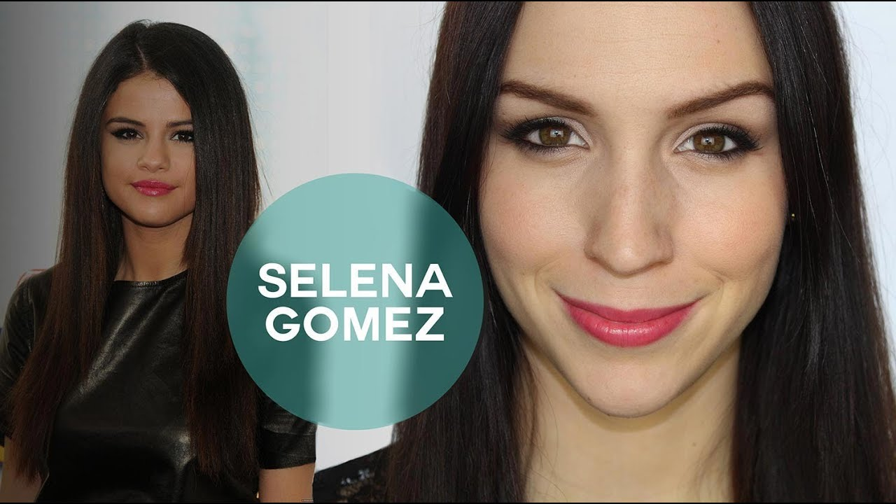 maquillage de star selena gomez youtube. Black Bedroom Furniture Sets. Home Design Ideas