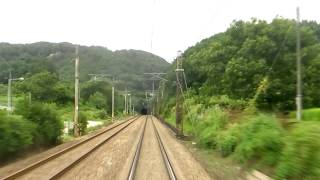 중앙선 청량리 - 제천 16배속 / Jungang Line Cheongnyangni - Jecheon 16X