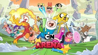 Cartoon Network Arena Gameplay