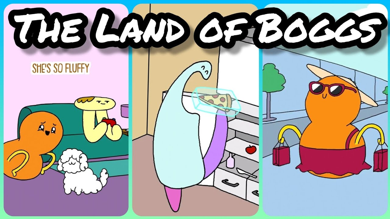 Download The Land of Boggs | TikTok Animation Compilation from @thelandofboggs