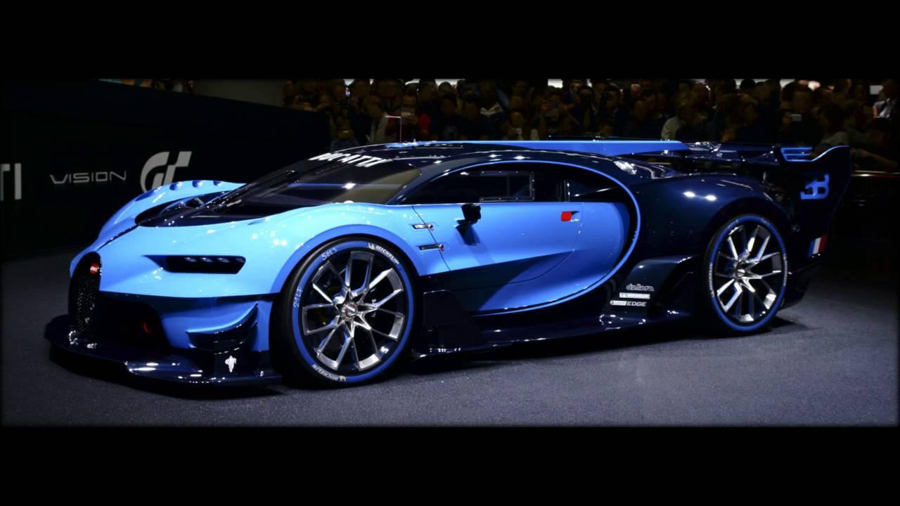 bugatti chiron concept car 2016 youtube. Black Bedroom Furniture Sets. Home Design Ideas