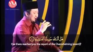 Download Mp3 Surah Al-a'la Dan Surah Al-ghasiyah Oleh Ust Yusuf Mansur English Subtitle