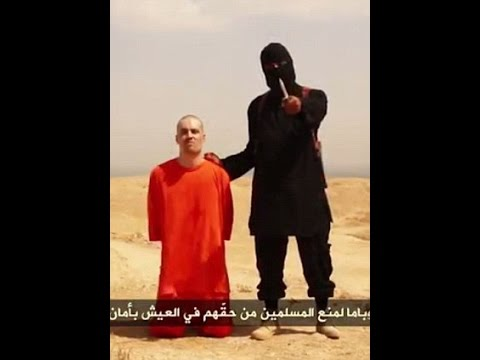 James Foley Execution : Speaks to America before Deplorable Beheading Act by Islamic State Group