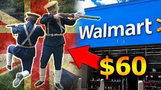 """🇬🇧DIY """"WW1 BRITISH Royal Marine Uniform"""" from Walmart for $60!"""